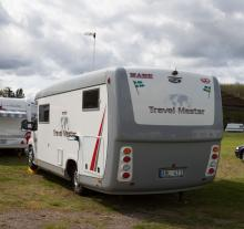 Kabe Travel Master 750 WG 2007