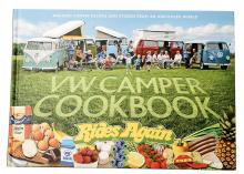 VW Camper Cookbook.