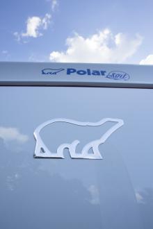 Polar firar 50 med ny design.