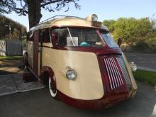 Husbilen Western Flyer från 1941