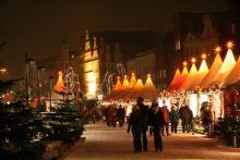 Restips: Julmarknaden i Lübeck
