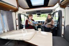 Hobby Premium Van 65 GE