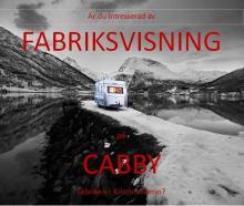 Cabby-center åker till Cabby-fabriken