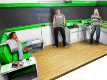 Dornob - stilstudie för mobilt boende