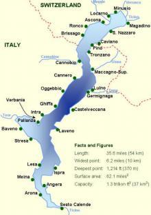 Restips: Stresa vid Lago di Maggiore