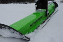Världspremiär - skidor till Fritidsvagnen