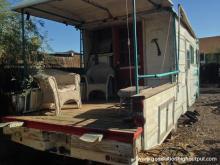 Handgjord husbil till salu