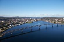 Sundsvallsbron öppnas inom kort