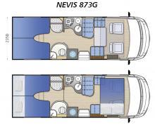 McLouis Nevis 873G