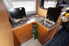 Alkovbil: Solifer S-Line 650