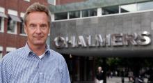 Tomas Olovsson forskar om IT-säkerhet i bilar.