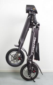 MiniMove hopfällbar elcykel