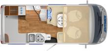Planlösning DL444
