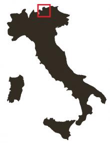 En magisk sagosjö i Italien
