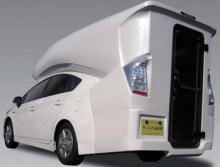 Toyota Prius husbil