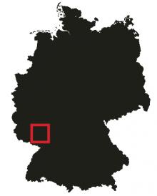 Weinheim - ett stopp på väg söderut