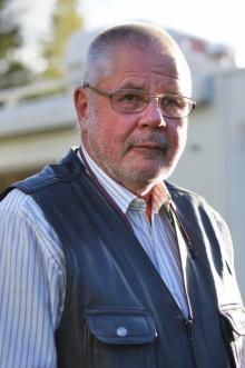 Lars Erik Paulsson, kanslichef på HRF