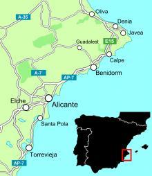 Resa: Costa Blanca och 11 tips du inte får missa