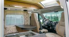 Även Malibu förser bilarna med panoramafönster.
