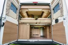 Malibu förknippas starkt med deras kompakthusbilar.