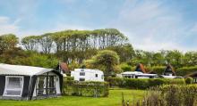 Fjordnära läge – Nibe Camping Sølyst