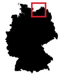Jordgubbsparadis i Tyskland
