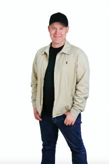 Husbil & Husvagns chefredaktör Mikael Galvér