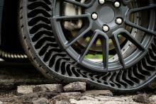 Tweel, luftfria däck för personbilar