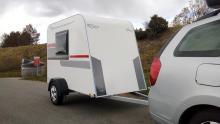 Minivagn i ny version