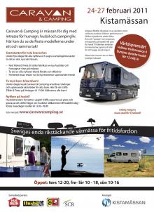 Caravan Stockholm 2020 inställt