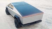 Cybertruck, Tesla visar upp sin första campingbil