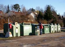 Här ska husvagnen inte återvinnas. Bildcred: Wikipedia / Holger.Ellgaard