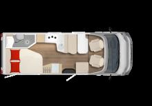 Bürstner Delfin 660 G