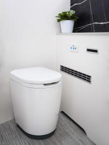 Thetford lanserar ny typ av toalett