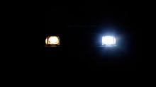 Så här stor är skillnaden mellan H4 och LED