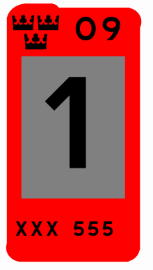 Registreringsnumrens gåta