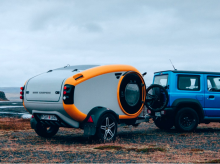 Mink Campers sätter minimalismen högt