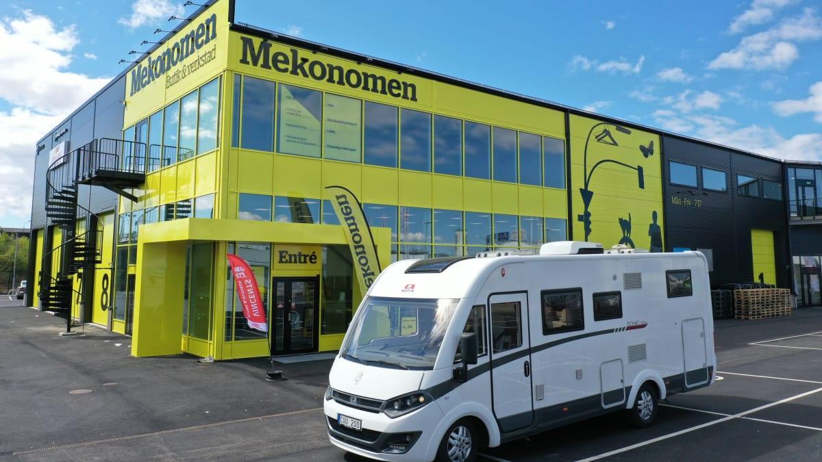 Vincents startar samarbete med Mekonomen Katrineholm