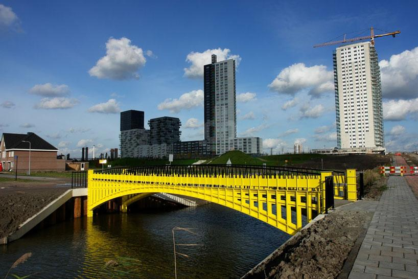 fictional bridges on euro banknotes by robin stam