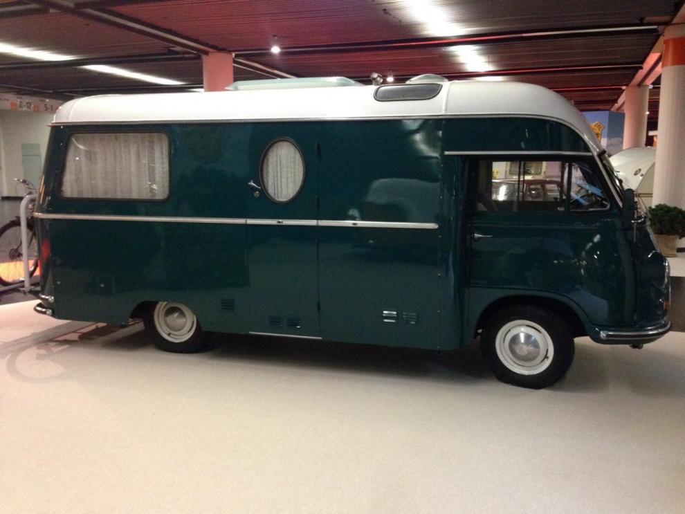 Denna något mer okända husbil, Tempo-Mikafa Matador Womo från 1965 har bara haft en föregående ägare och rullat måttliga 3250 mil!