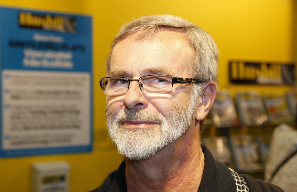 Rolf Lindström kör husvagn sedan 2002 och lockas framför allt av den sköna Västkusten.