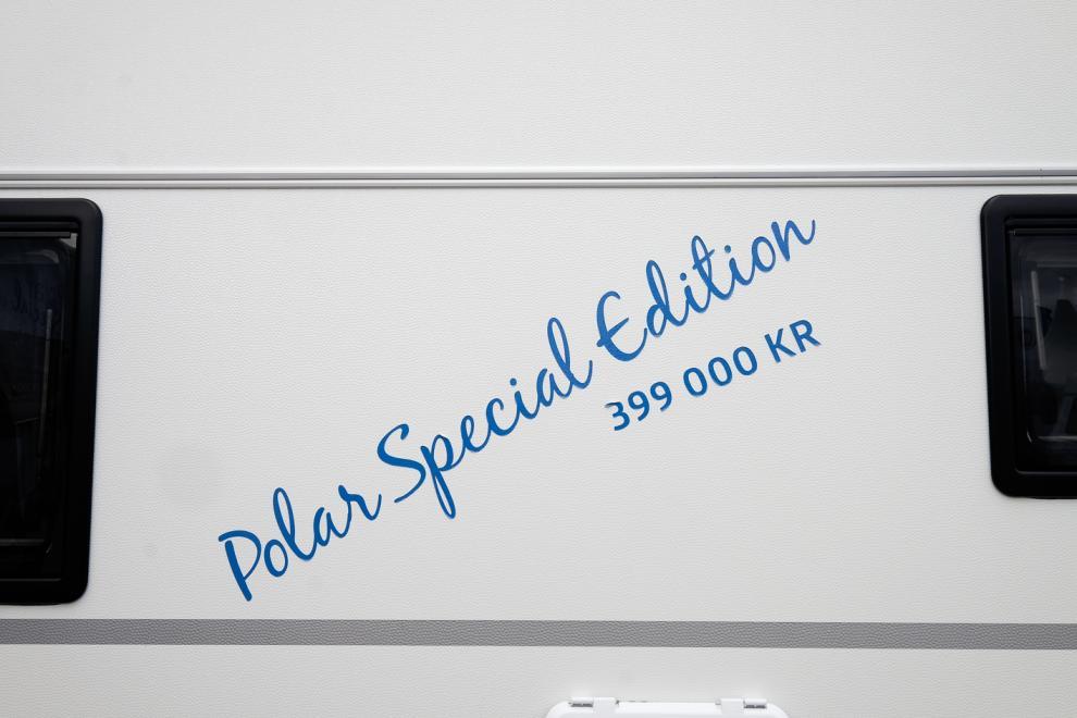 BILDSPEL: POLAR 590 LB SPECIAL EDITION