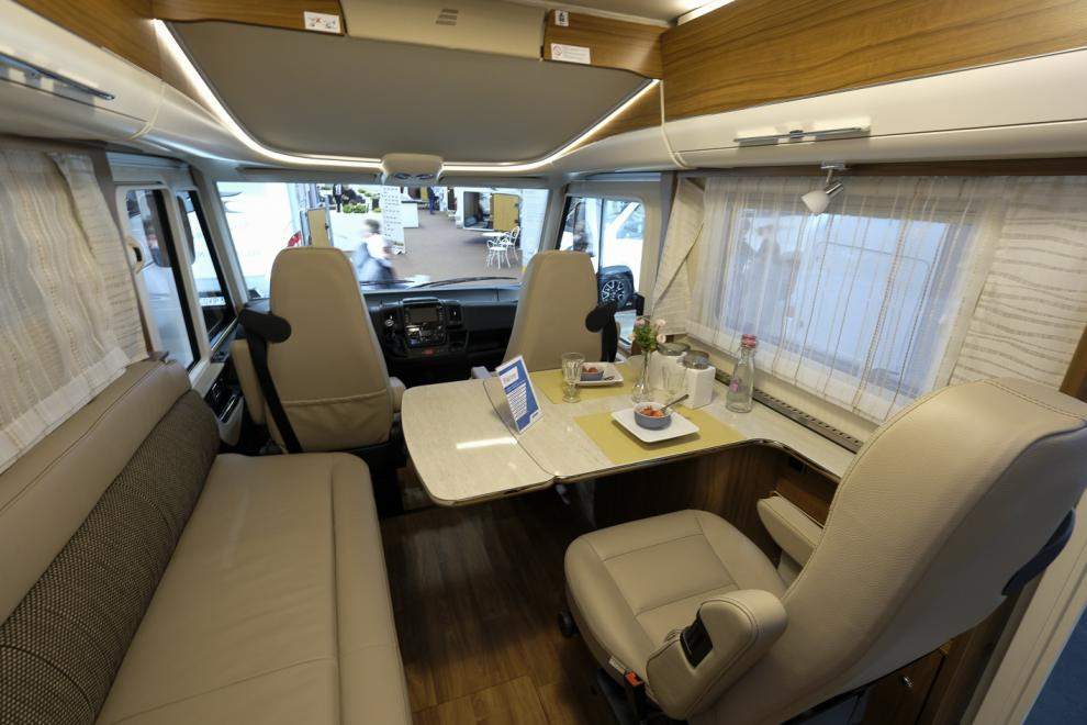 BILDSPEL: Hymermobil B-Class DynamicLine 584