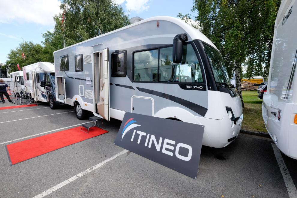 BILDSPEL: Itineo MC740