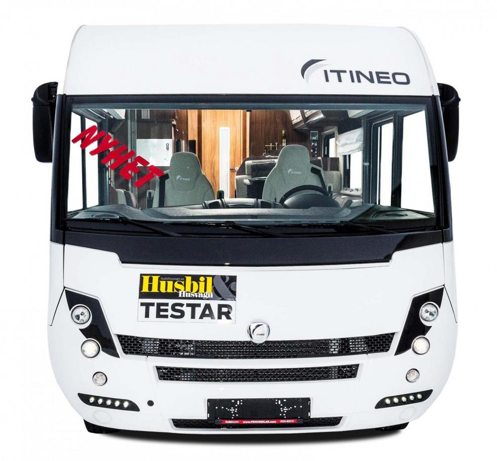 BILDSPEL: Itineo DB740