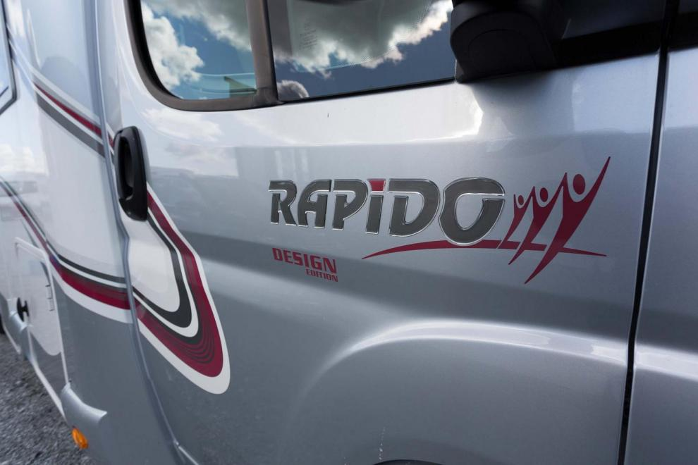 BILDSPEL: Rapido 7065 FF 2015