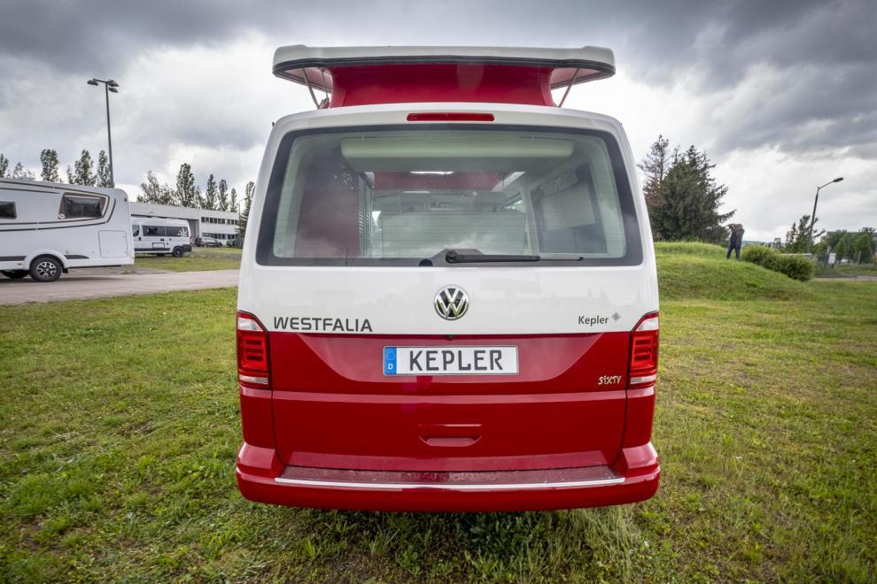 BILDSPEL: Westfalia Kepler Sixty