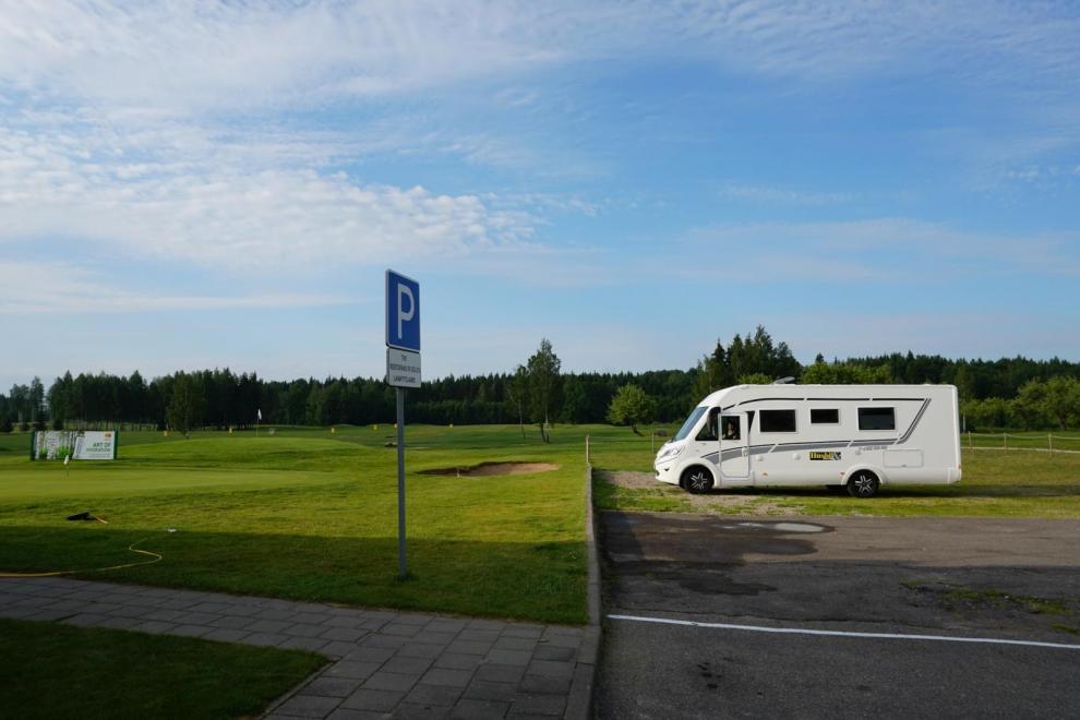 BILDSPEL: Golf mitt i Europa