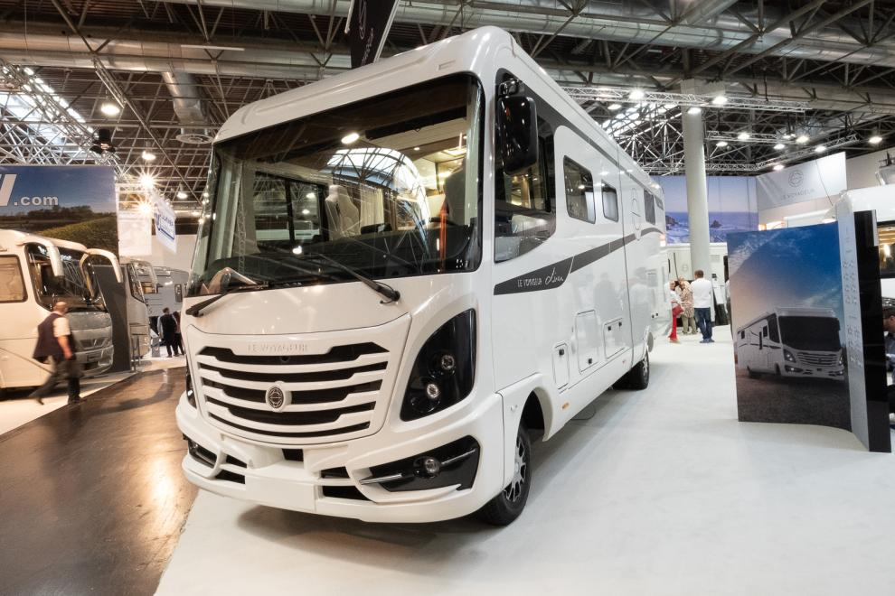 BILDSPEL: Le Voyageur Liner 9.3 QD CAR 2019
