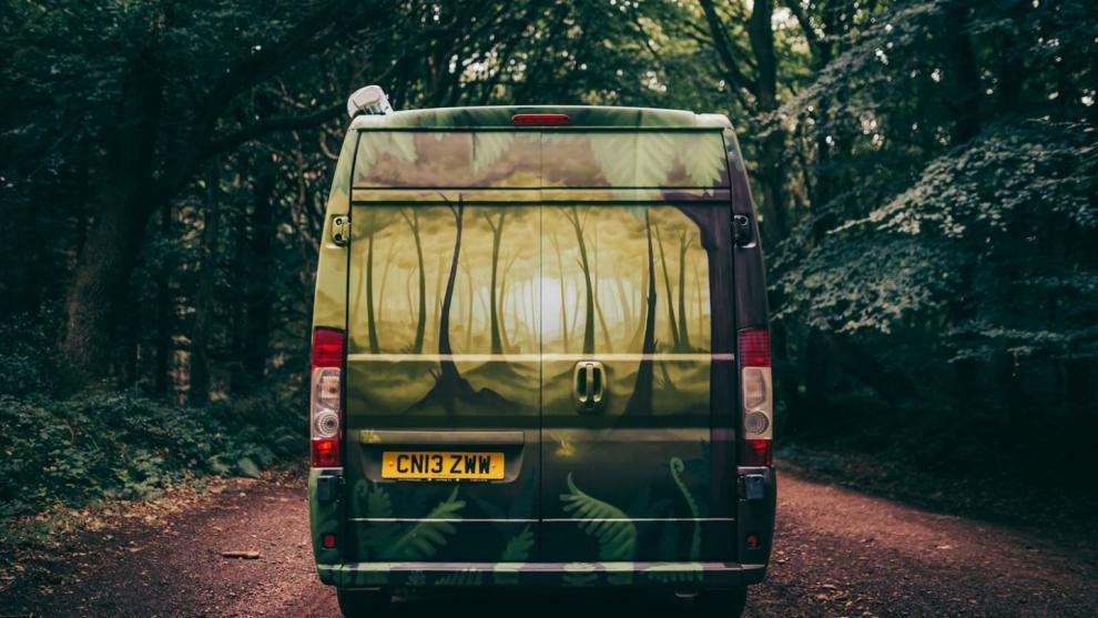 BILDSPEL: Quirky Campers Vera